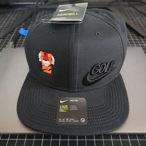 RARE NIKE AEROBILL FRANK LOGO Prototype Golf Hat